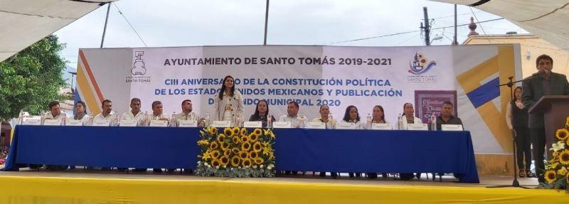 """Publicación del """"Bando Municipal"""